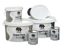Supertäck Plus - smart förpackad väggfärg