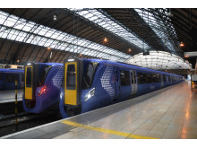 Hitachi Rail Europe AT200 train for Abellio's ScotRail franchise - medium resolution