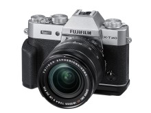 X-T20 Silver with Metal Hand Grip