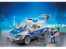 Polizei-Einsatzwagen von PLAYMOBIL