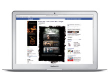 Nordisk Film Facebook VOD, powered by Xstream
