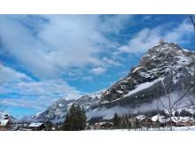 Ramblers Walking Holidays: WINTER WALKS IN KANDERSTEG