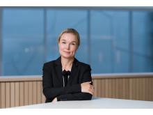 Maria Persson-Ternström, affärsområdeschef för Siemens Power and Gas  (300 dpi)