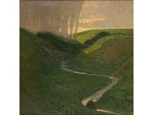 Ellen Trotzig, En regnskur, 1910–1911