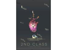 Affisch för 2:a klass av Jimmy Olsson.