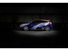 Kustomoitu uusi Ford Focus RS