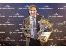 Årets Lagkapten ATG Tillsammans 2016: ALIREZA ZAHEDI