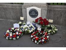 PC Palmer memorial