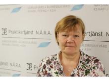 Maria Holmberg, vd, Praktikertjänst N.Ä.R.A.