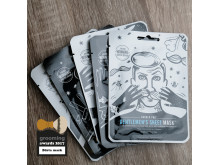 Grooming Awards 2017 - Bästa mask, Barber Pro Sheet Masks
