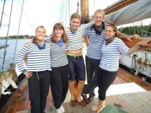 Lär dig segla skuta med Skeppsholmsgården