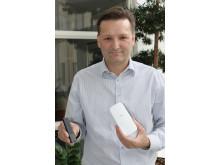 Teracom Martin Løbel IoT - GPS og tmiljøsensor