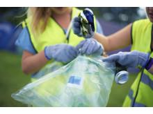 Göteborgare samlas för att hålla staden ren