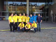 Experter och tävlande i Euroskills 2014