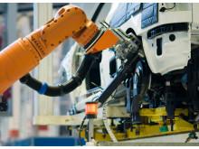 Metallmärkning som är resistent i tuffa produktionsmiljöer
