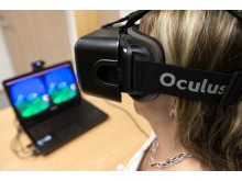 Virtual Reality-glasögon