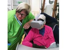 VR på Förenade Care