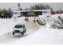 Swecon Road to Rock Arena på Rally Sweden
