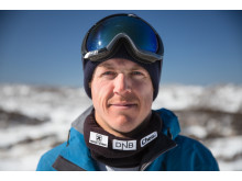 Stian Sivertzen går nå turer på sykehuset og har fått besøk av landslagskompisene. Foto: Matt Pain / Snowboardforbundet