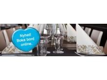 Scandlines erbjuder bordsbokning online