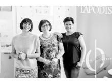 Das TAPODTS Team stellt neue Frühjahr/Sommer 2017 Kollektion vor
