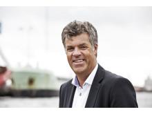 Björn Alvengrip - VD på västsveriges nya hamnbolag Hallands Hamnar