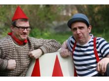 """Obanteatern med """"Jag vill ha min hatt"""" - pressbild"""