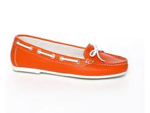 Orange ballerinaseglarsko