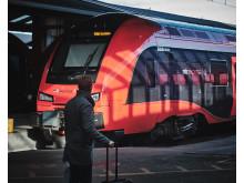 MTR Express först i Sverige med automatisk förseningsersättning