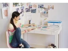 HP DeskJet 3720 Blue