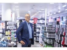 Trond Martin Nettelhorst Tveit vil ha ansvar for forretningsutvikling, etableringsstrategi og videreutvikling av Clas Ohlsons konsepter og tjenester.