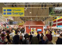 Sveriges monter på Grüne Woche 2019 2