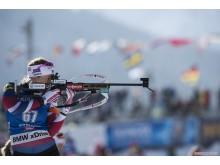 Fanny - sprint VM Hochfilzen