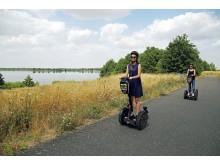 Segway-Tour mit Stadtstromer am Grabschützer See