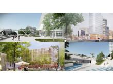 Arkitektförslag Örebro södra