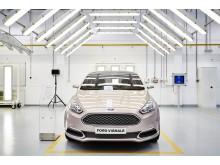 A színfalak mögött a Ford gigaméretű valenciai gyárában