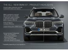 Ensimmäinen BMW X7_highlights2