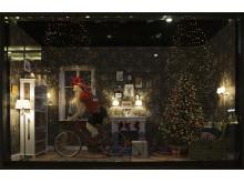 Skyltfönster Julens hjälte 2011