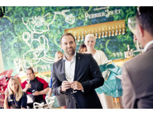 Daniel Stühler, Luxury Relationship Manager Perrier-Jouët