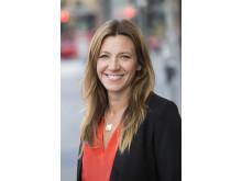Anna Ryott, styrelseledamot i World Childhood Foundation sedan 2016.