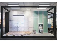 Pop up my Bathroom ISH 2017: Innovative Bathroom
