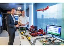 Jesper Schleimann_Nordic CTO SAP and Thomas Madsen_Head of SAP Experience Center CPH