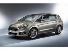 Ny Ford S-MAX