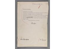 «Kongens nei»  1940