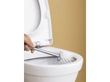 Hygienic Flush - öppen spolkant