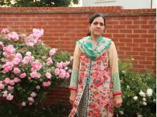 Saeeda Hussain