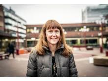 Utbyggingssjef Hanna Rachel Broch i Sporveien