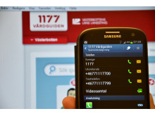 Kontaktkort 1177 Vårdguiden