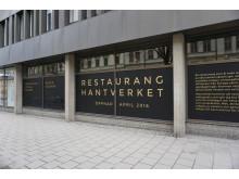 Restaurang Hantverket fasad