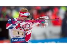 Johannes Thingnes Bø VM i Holmenkollen 2016